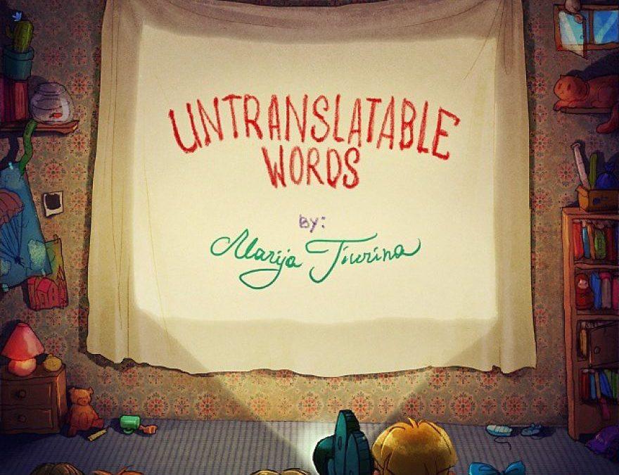 A legnehezebben lefordítható szavak