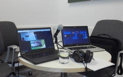 Online szinkrontolmácsolás a sikeres többnyelvű webkonferencia érdekében
